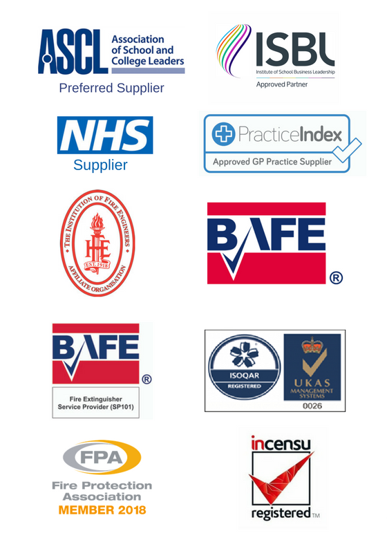 Safesmart Accreditations