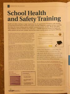 School Health and Safety Training